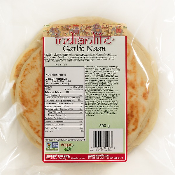 Coriander herb naan indianlife foods inc forumfinder Choice Image